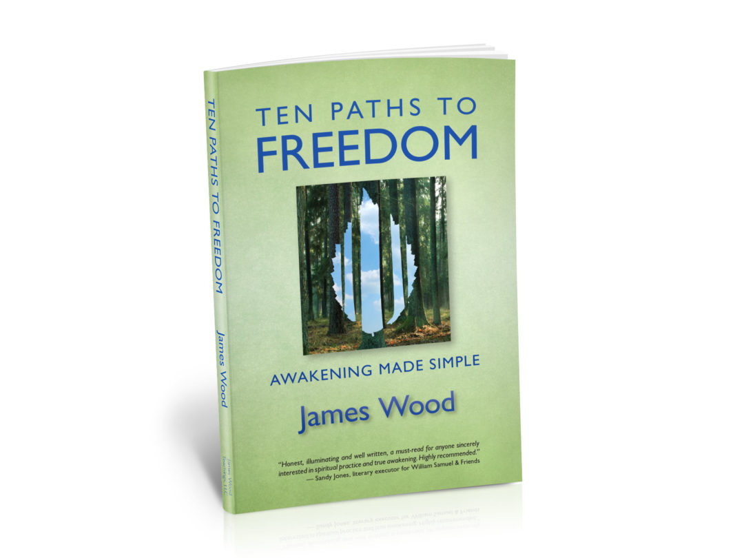 Ten Paths to Freedom book design